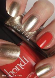Julep Sienna and bondi New York Strawberry Fields