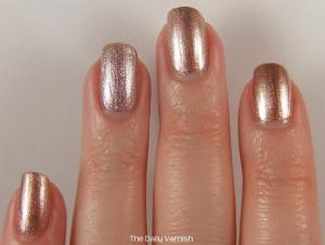 JulieG Liquid Metal vs Orly Rage 2
