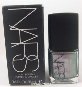 NARS Nail Polish Packaging