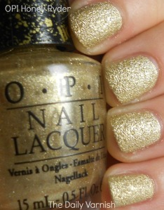 OPI Honey Ryder Lightbox