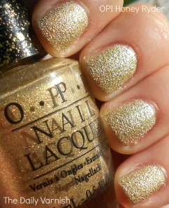 OPI Honey Ryder Sun