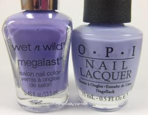 OPI You're Such a Budapest wet n wild On a Trip