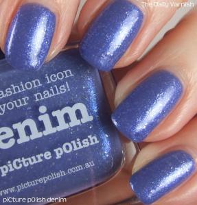 piCture pOlish denim
