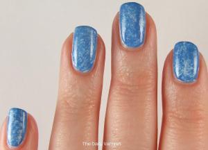 Plastic Wrap Manicure Essie Avenue Maintain 2