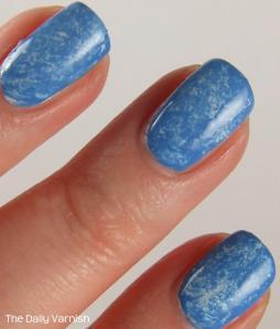 Plastic Wrap Manicure Essie Avenue Maintain MACRO