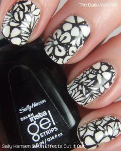 Sally Hansen Salon Effects Cut It Out