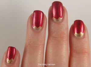 Celeb Nails Nicole Richie 3