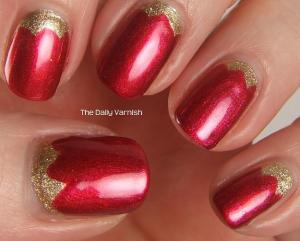 Celeb Nails Nicole Richie 4