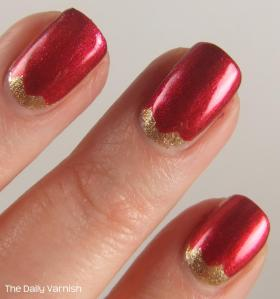 Celeb Nails Nicole Richie MACRO