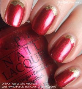 Celeb Nails Nicole Richie