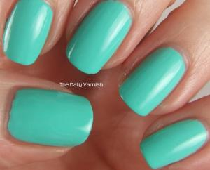 China Glaze Too Yacht To Handle 2