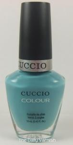 Cuccio Nail Polish Bottle
