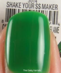 Essie Shake Your $$ Maker MACRO 2