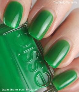 Essie Shake Your $$ Maker