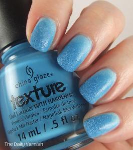 Matte Textured Gradient Nail Art 3