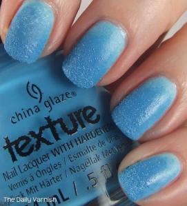 Matte Textured Gradient Nail Art