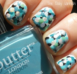 Nail Art - Aquadots2