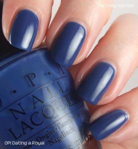 OPI Dating a Royal