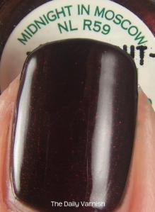 OPI Midnight in Moscow MACRO