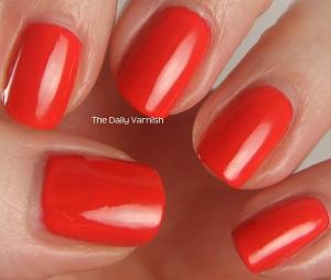 OPI Red Lights Ahead…Where 2