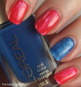 Patriotic Acid Wash L'Oreal