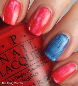 Patriotic Acid Wash OPI