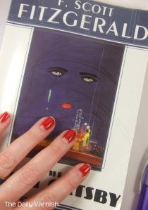 The Great Gatsby manicure