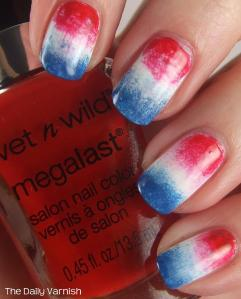 Firecracker Popsicle Nails 2