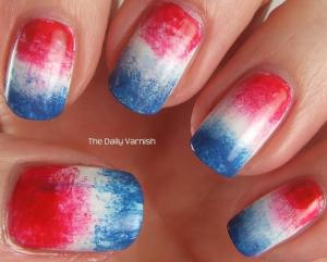 Firecracker Popsicle Nails 3