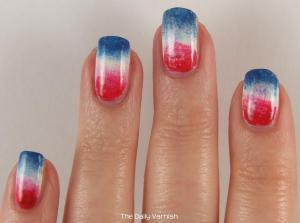 Firecracker Popsicle Nails 4
