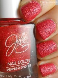 JulieG - Hot Cinnamon