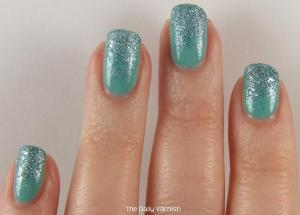 JulieG Rock Candy and wet n wild megalast I Need a Refresh-Mint 2