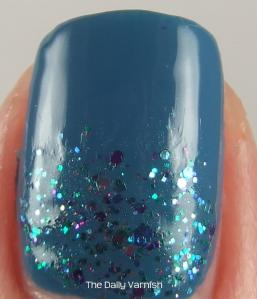 OPI Suzi Says Feng Shui and Shimmer Polish Sarah MACRO2