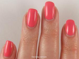 PISTOL polish Tough as Nails 3