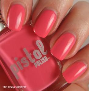 PISTOL polish Tough as Nails 4