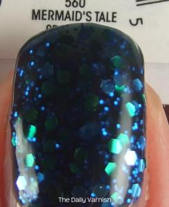 Sally Hansen Mermaid's Tale MACRO