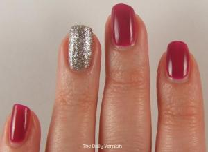 wet n wild Fashionista Lisa and OPI Spark de Triomphe 3