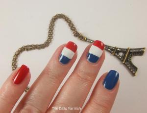 France Nail Art