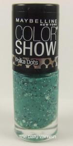 Maybelline Color Show Drops of Jade bottle