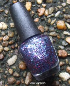 OPI Polka com bottle