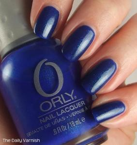 Orly Royal Navy swatch 2