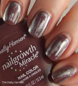 Sally Hansen Metallic Acid Wash