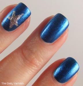 Silver Star Manicure MACRO